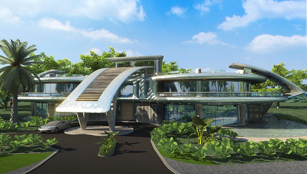 Villa Otto Singapore Boehme Systems
