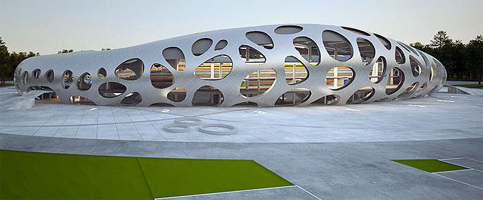 stadium bate borisov borisov belarus boehme systems. Black Bedroom Furniture Sets. Home Design Ideas